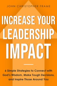Increase Your Leadership Impact cover